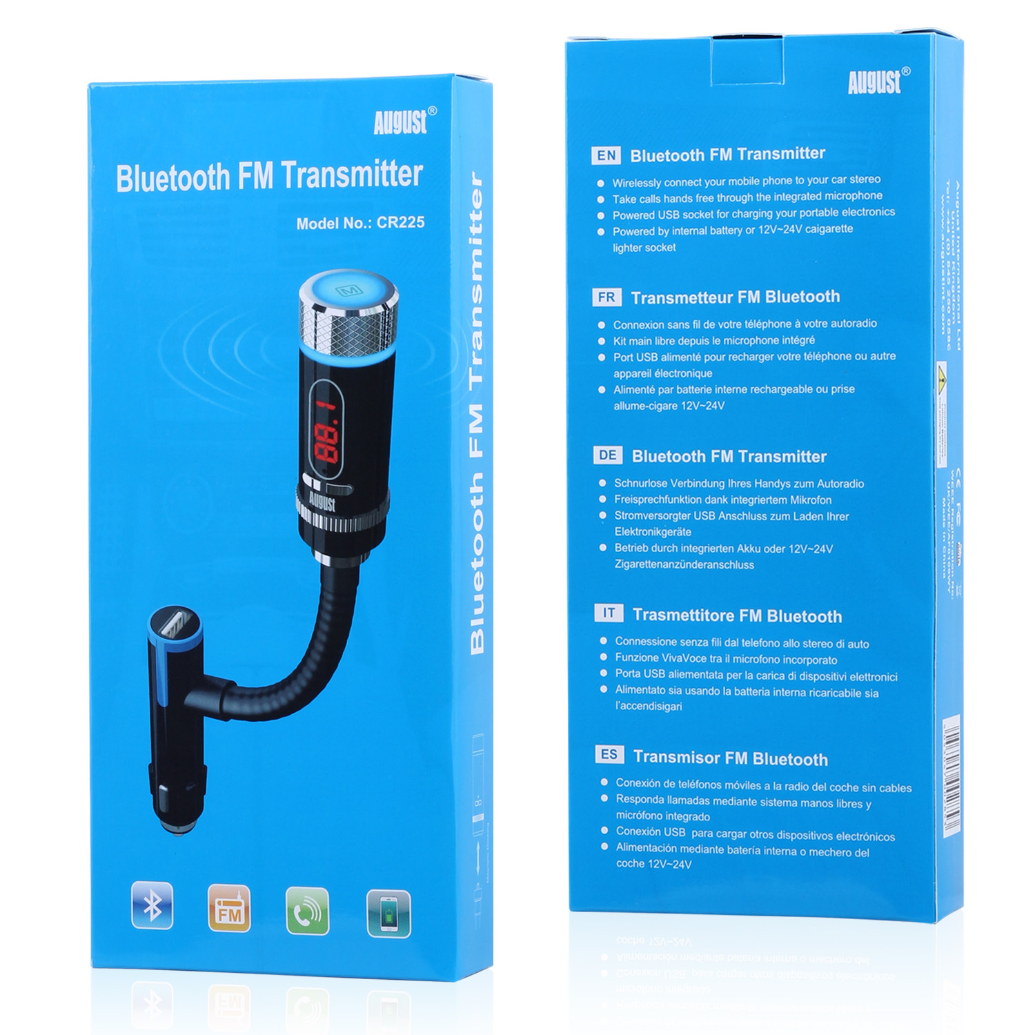 Bluetooth earphones headphones - bluetooth transmitter for phone earphones