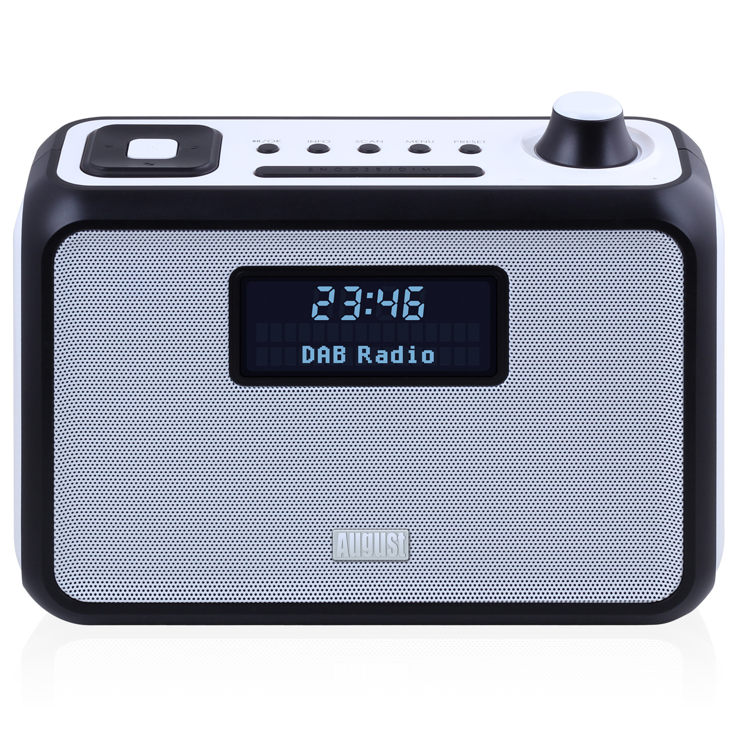 scarpa  MB400B  DAB Radio with Bluetooth. Portable TV  Portable Freeview Digital TV  Handheld TV  Bluetooth