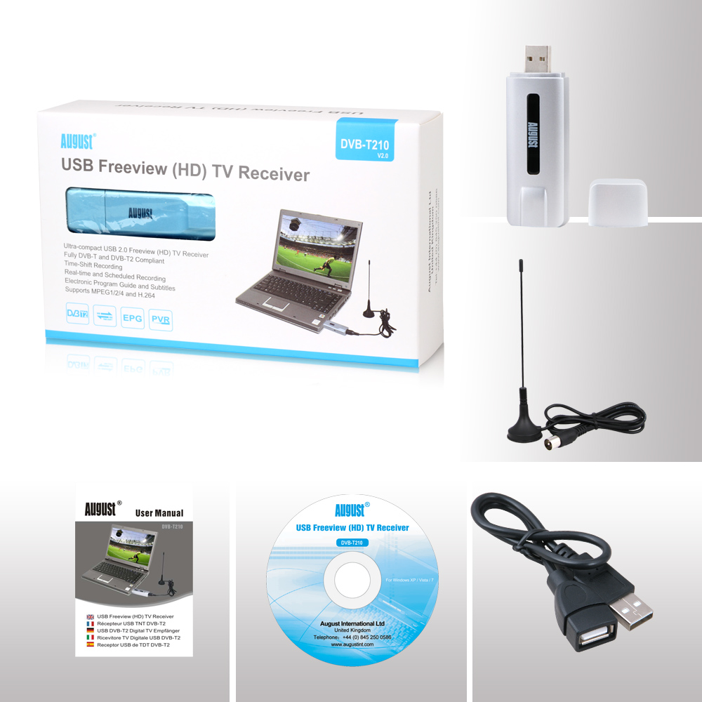 Portable TV, Portable Freeview Digital TV, Handheld TV