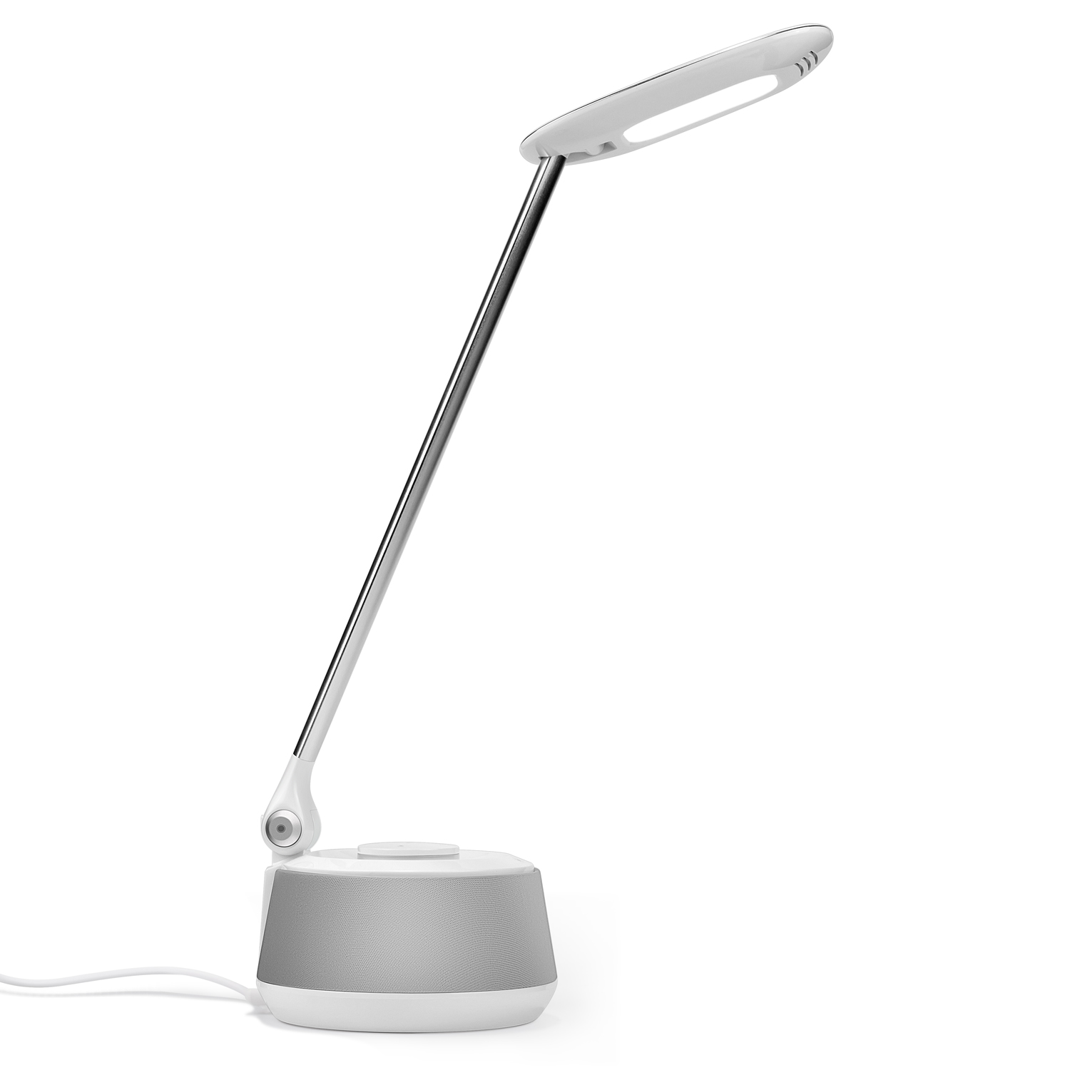 Led Bluetooth Speaker Desk Lamp August Lec630 With Integrated
