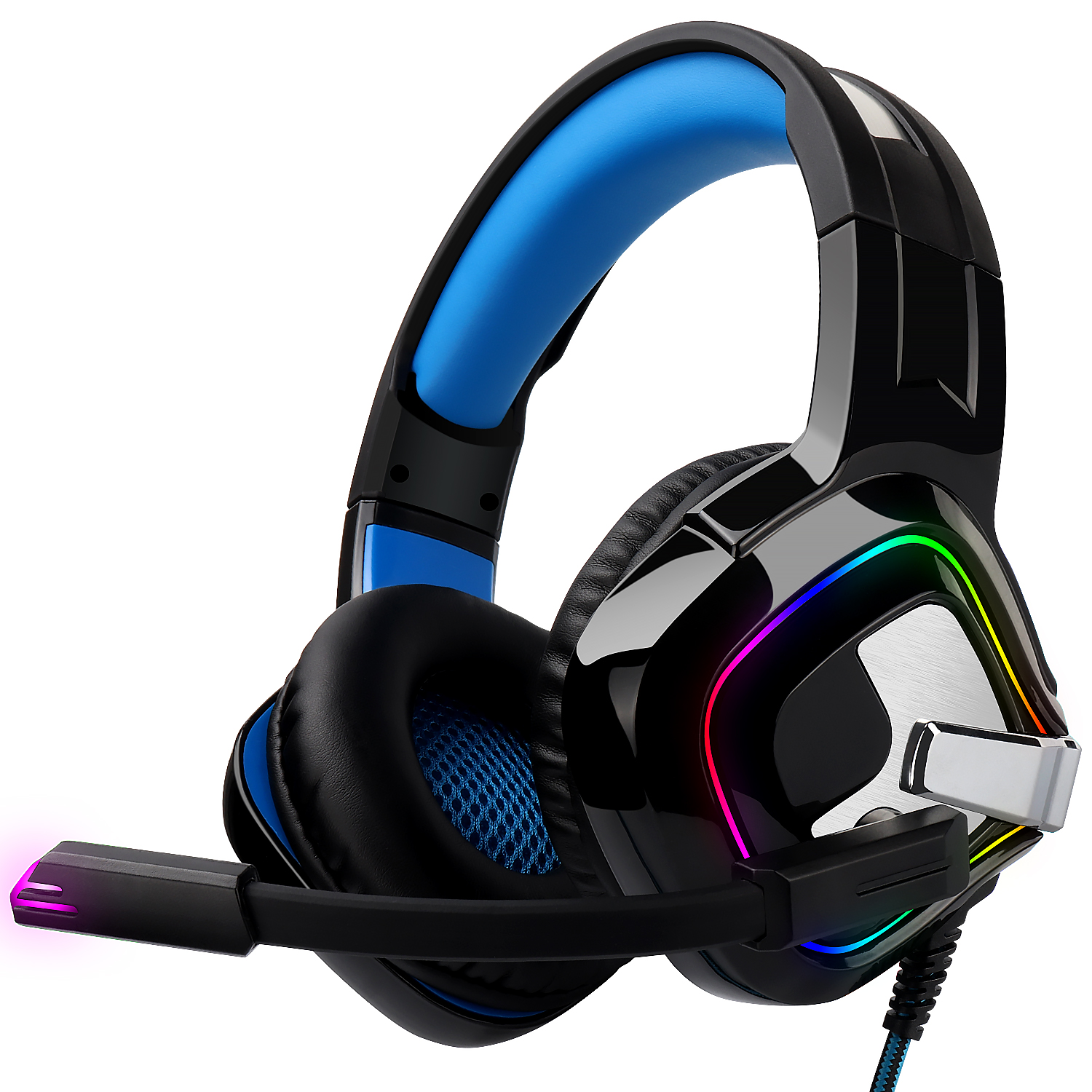 Gaming Headset -  Blue