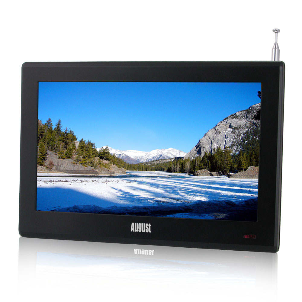 10 Inch Digital & Analogue TV/Media Player/Recorder